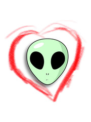 I love aliens