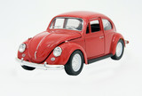 red toy beetle