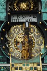 Orologio dell Anker - Vienna Austria