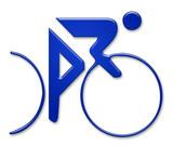 radrennen cycle racing symbol poster