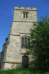 an english country church