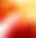 abstract fire background with some smooth lines in it poster