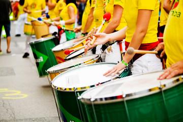 Samba drums 9