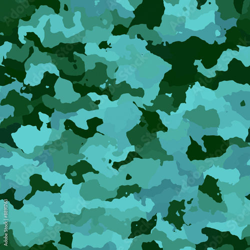 Camouflage pattern blue gray colors design graphic