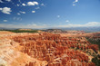 Overlook of the Bryce Canyon national park, Utah