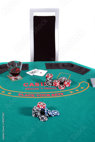 Poker Table