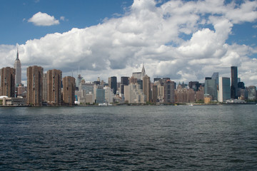 Back of Manhattan