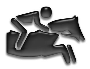 reiten ride symbol