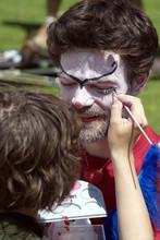 Makijaż klauna