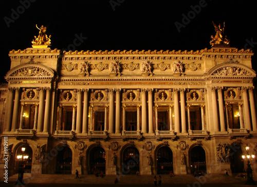Papiers peints Opera, Theatre Paris - L'opéra Garnier