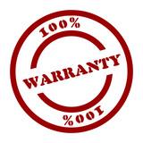 stamp warranty poster