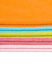 Colorful Cloth Napkins poster