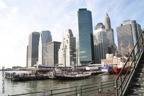 Skyline von New York - USA
