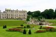 jardin et château en irlande