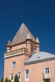 Kendefy Castle in Santamaria Orlea, Romania poster