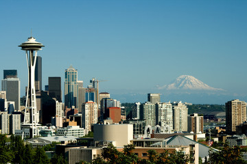 Seattle from Queen Anne v1