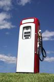 Old Gasoline Pump poster