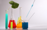 Chemical and biological experiments poster
