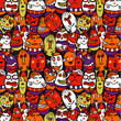 motif cartoon