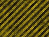 Hazard Danger Background Texture poster