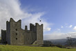 Medieval Bolton Castle in Wensleydale
