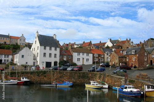 port pittoresque en Ecosse