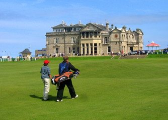 royal golf club de St.Andrews