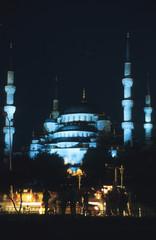 Sultan-Ahmed-Moschee, Blaue Moschee, Istanbul, Türkei