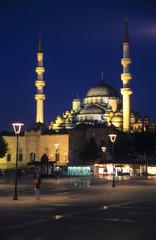 yeni camii, Moschee, Istanbul, Türkei