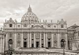 Fototapeta katolicki - religia - Zamek