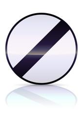 Fin de toutes les interdictions (reflet métal)