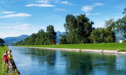 canal du linth - 9013361