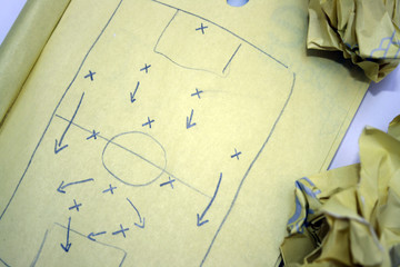 football formation tactics