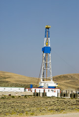 new oil and gas drilling activity in Wyoming