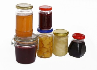 jams and other fruit preserves