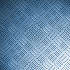 Diamond plate metal texture - a very nice background
