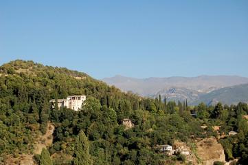 paysage andalou