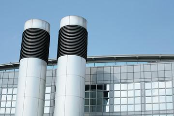 modern buildings, shapes lines etc