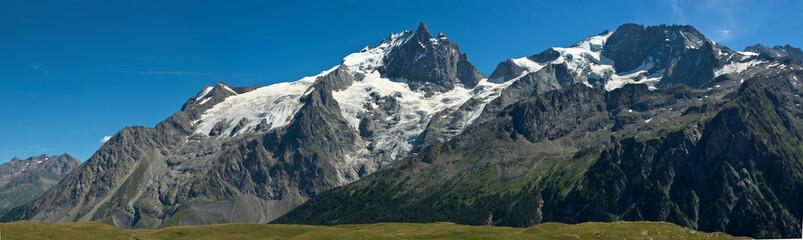 Glacier de la Meije  3982 m  - Les Ecrins