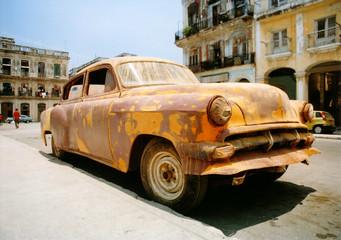 Voiture américaine, La Havane