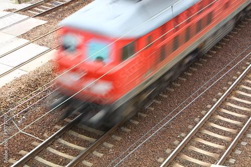 schneller Zug