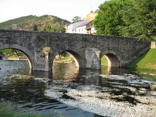 Puente de Molinaseca, Bierzo - España