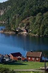 Hytten am Fjord