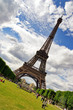 Eiffel tower - Paris France -
