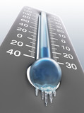 Thermometer Frosty