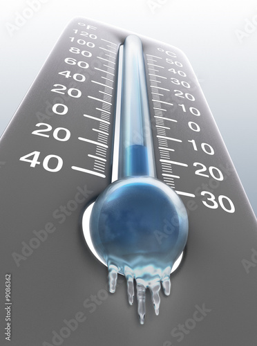 Thermometer Frosty - 9086362