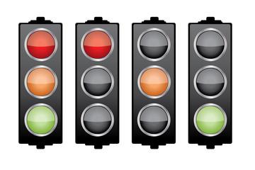 traffic lamps