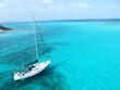 roleta: Voilier en mer des Caraïbes