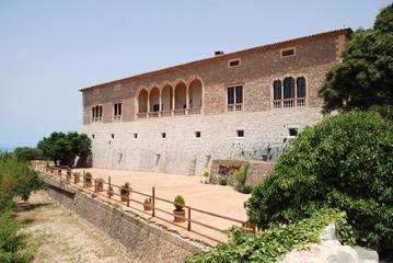 Son Marroig - Herrensitz in Deya, Mallorca, Balearen