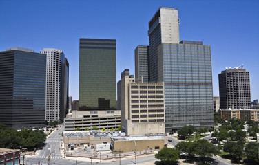 Downtown of Dallas, Texas